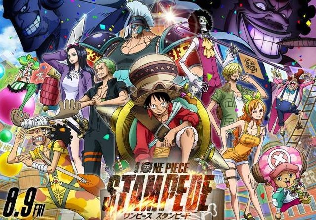 One Piece Movie 14: Stampede Sub Indo