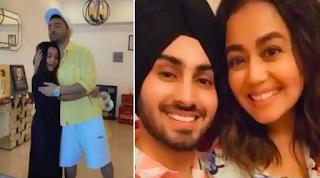 Neha Kakkar's rumoured beau Rohanpreet Singh leaves a cute comment as her album Mile Ho Tum Humko clocks 1 billion views
