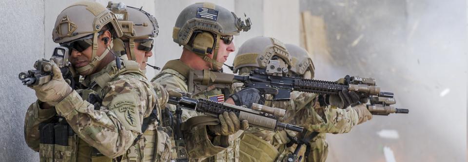 ЗСУ закуплять у НАТО намети, взуття та спорядження для ССО