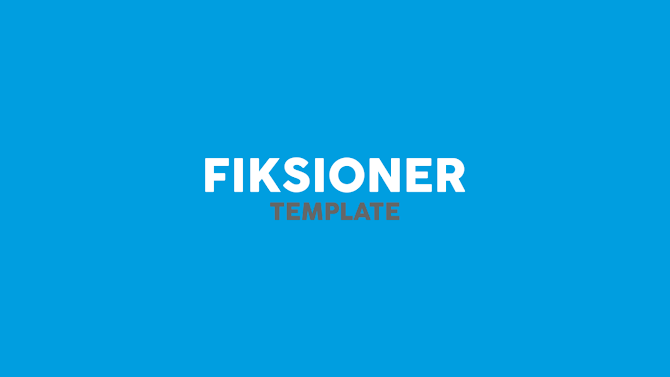 Download Template Fiksioner v3: Template Gratis Rasa Premium