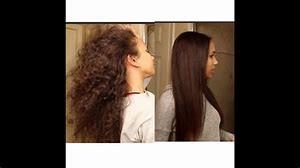كيف احصل على شعر مفرود صحي وطبيعي بخطوات طبيعية في المنزل.
