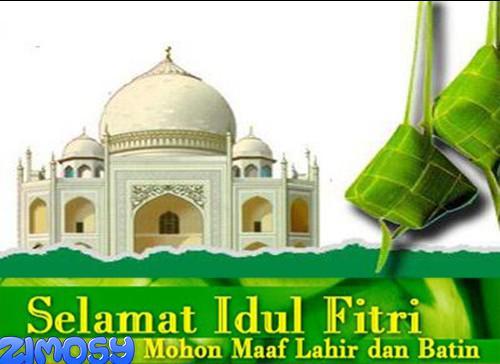 Gambar Hari Raya Lebaran Idul Fitri