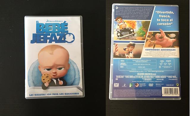 El Bebé Jefazo - Analizamos su DVD