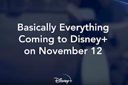 Disney Plus Dirilis, NetFlix akan bersaing dalam layanan video streaming berlangganan
