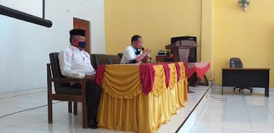 Pembinaan Kedisiplinan Terhadap Protokol Kesehatan Dalam Rangka Pencegahan Penyebaran Covid-19