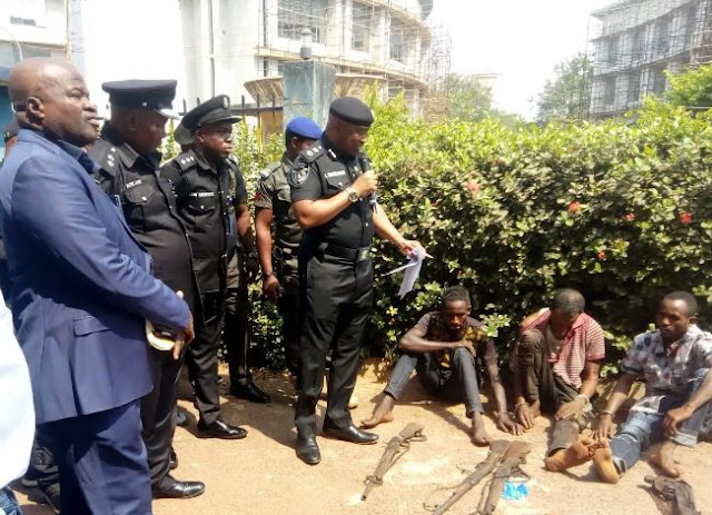 Police arrest herdsmen involved in kidnap of Enugu Catholic Priest, PDP women leader