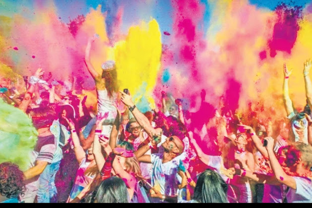 Best Happy Holi Wishes Whatsapp Messages Latest Collection