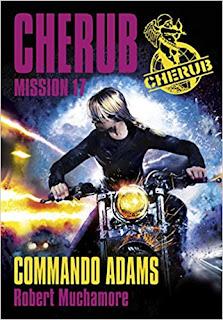 Cherub, Tome 17 : Commando Adams PDF