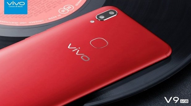 vivo v9 6gb red