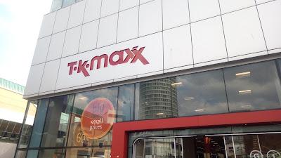 T.K.Maxxの外観写真