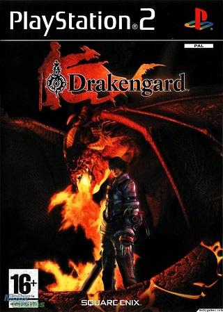 Game RPG Drakengard PS 2