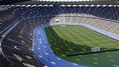 PES 2020 Stadium NSK Olimpico de Kiev
