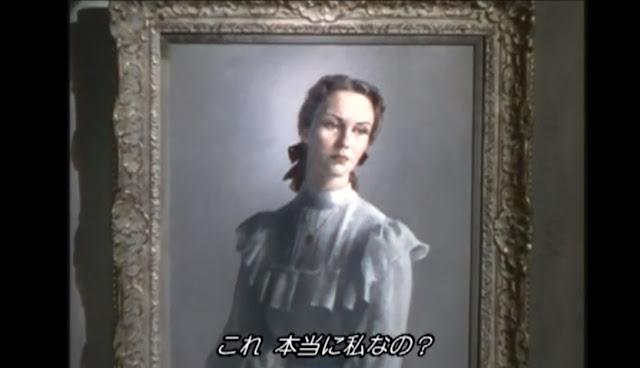 映画「ジェニイの肖像」の一場面