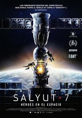 Salyut-7 [2017] [NTSC/DVDR- Custom HD] Ruso, Español Latino
