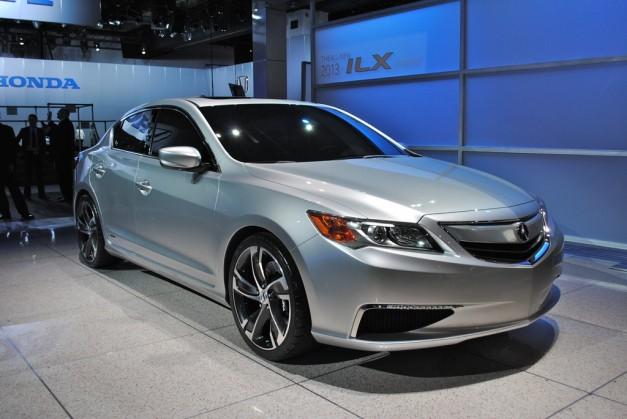Car Barn Sport: Acura ILX (2013