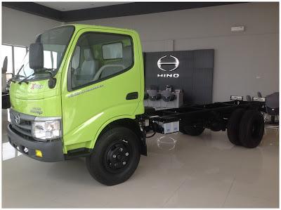 truk hino dutro 130 hd xpower surabaya