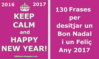 Frases Nadal i Any 2017