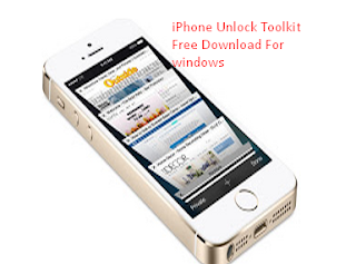 iPhone Unlock Toolkit 2017 Latest Version Free Download
