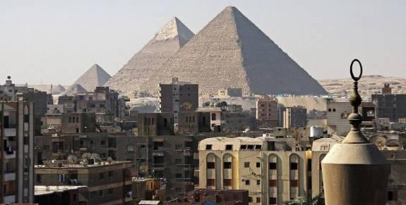 زلزال بقوة 3.2 ريختر يضرب القاهرة امس الجمعة