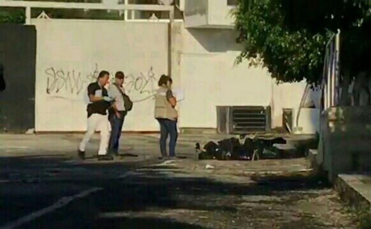 Dejan en Chilpancingo bolsas con restos humanos y una cabeza.