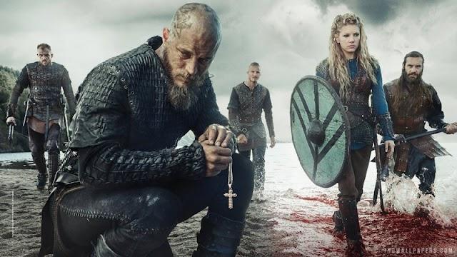 Vikings: Valhalla - Descendente de personagem da série 'Vikings' fará parte da derivada