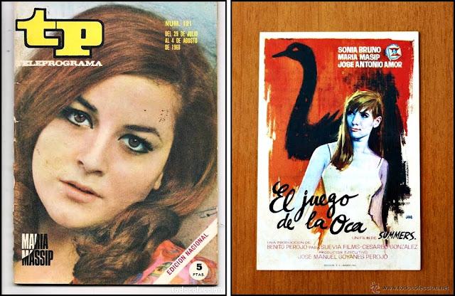 Colaboración, María Massip, Sabastián Moreno,