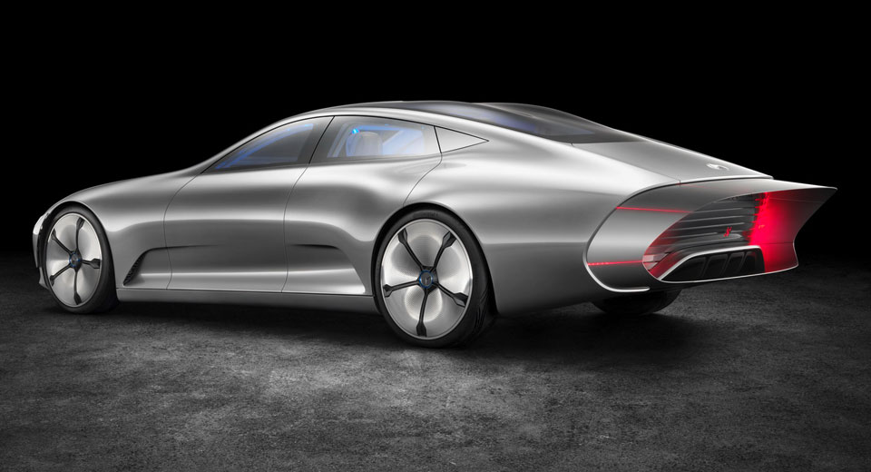 mercedes 39 future electric models may feature active aero