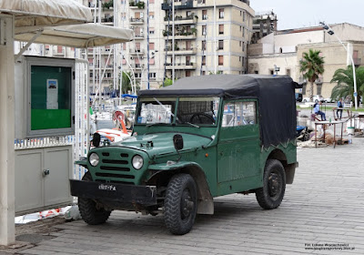 Fiat Campagnola, Palermo
