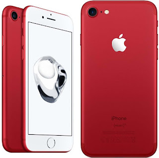 Apple iPhone 7 Red / Apple iPhone 7 Plus Red | 128GB/ 256GB