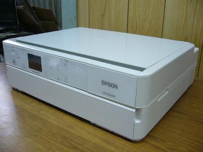 Epson Colorio EP-804AWドライバーのダウンロード
