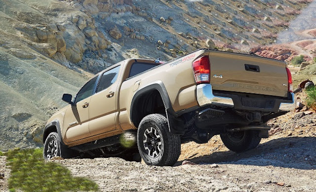 2018 Toyota Tacoma Limited Edition