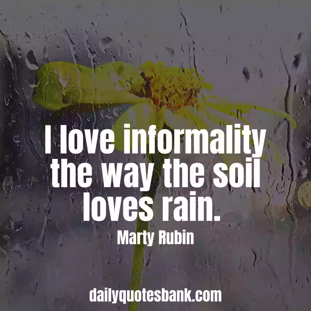 Rain Quotes About Love That Will Make You Feel Happy