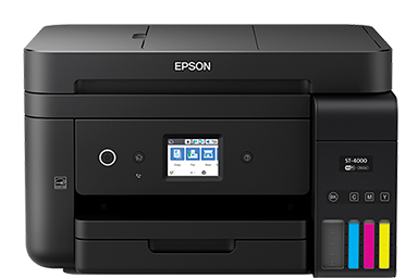 Download Drivers Epson WorkForce ST-4000