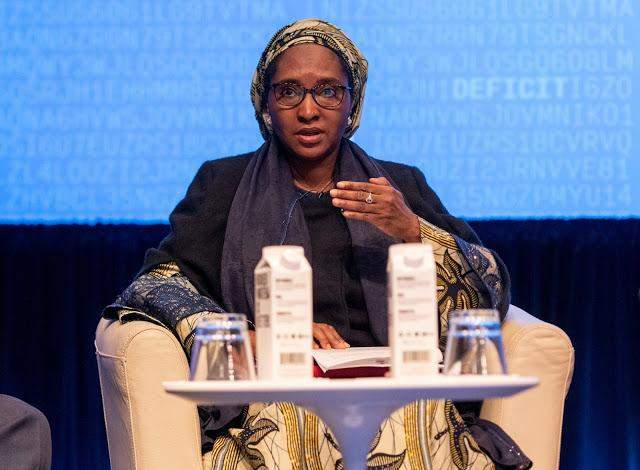 FG spent N118.37billion on COVID-19 cases in 2020 -finance minister, Zainab Ahmed