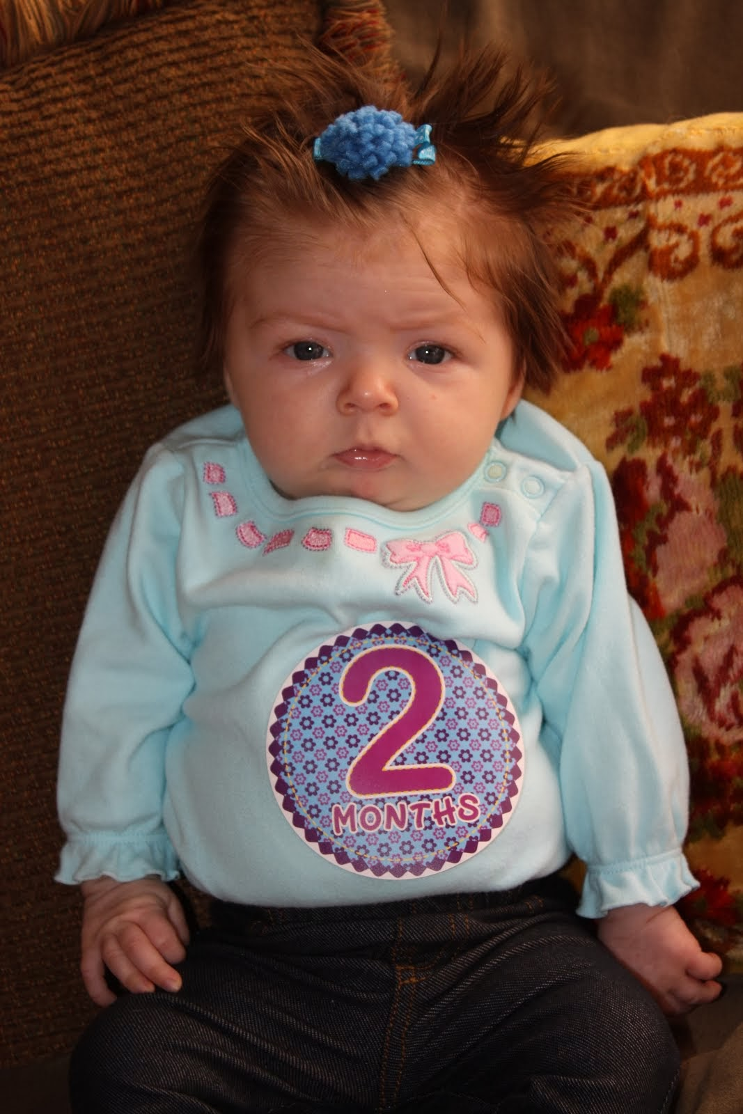 Hannah (Two months)
