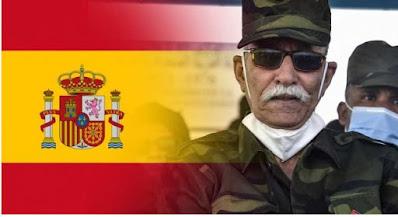 المدعو المجرم ابراهيم غالي يتحدى القضاء الاسباني