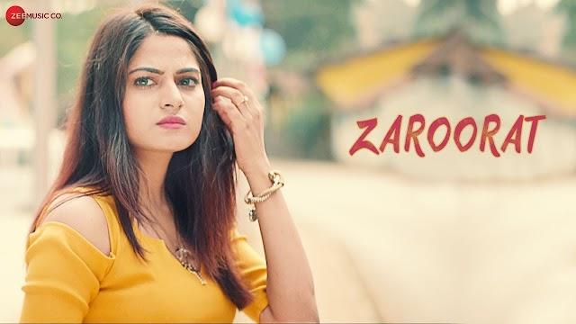 Mujhko Teri Zaroorat Hai Lyrics | Duran Maibam | Karan Sharma & Divya Kushwaha