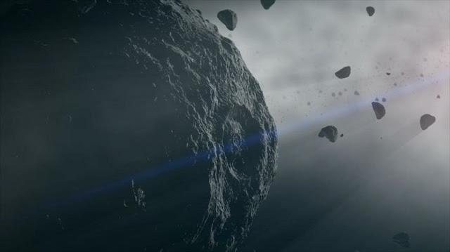 NASA ofrece nuevas imágenes espectaculares del asteroide Bennu