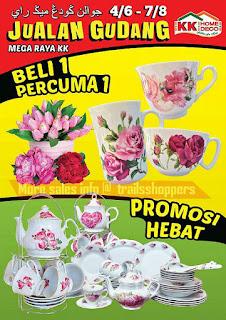 KK Home Deco Warehouse SALE Kelantan