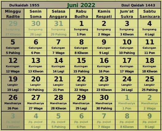 download kalender juni 2022