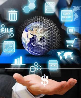 Bisnis, Info, Publikasi, Online