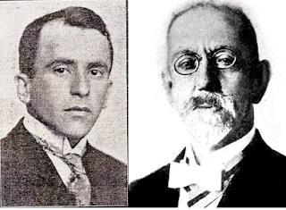 Jackson de Figueiredo e Carlos de Laet