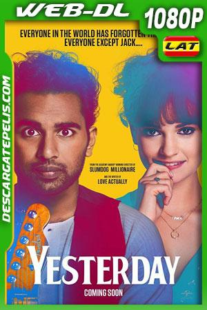Yesterday (2019) 1080p WEB-DL Latino – Ingles