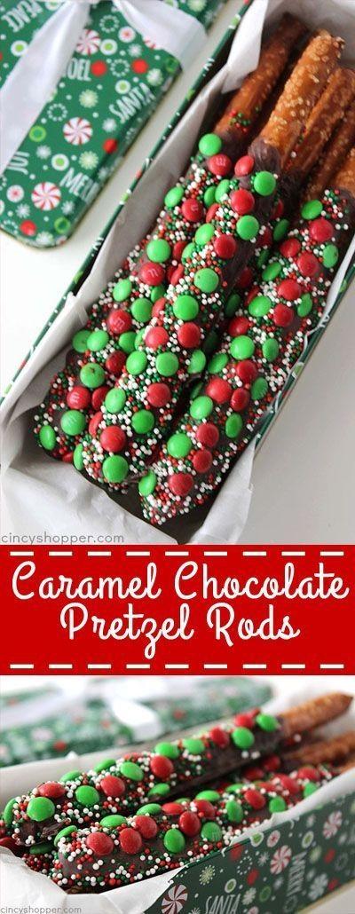 Christmas Cookies Bars Recipe