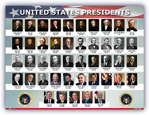 List-of-Presidents-of-the-United-State-of-America