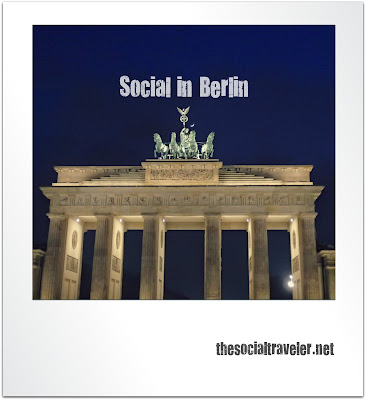 Social in Berlin with The Social Traveler