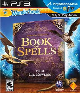 Wonderbook Book of Spells PS3 Torrent