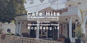 Cafe Hits Di Kabupaten Lumajang: Ngopi Santai Menikmati Suasana Vintage Kopibang.id