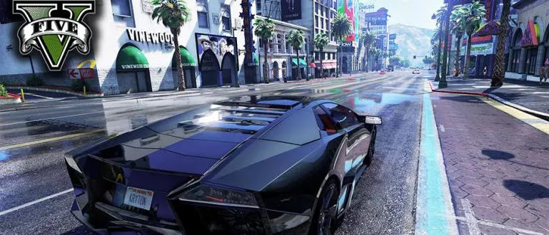 How to playing GTA 5 With 256MB RAM no Lag, Fix Issue