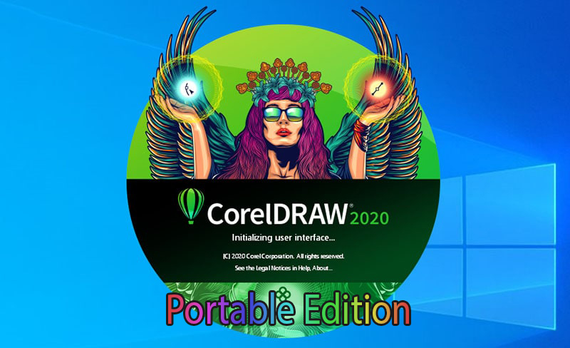 Free Download CorelDraw Portable 2020